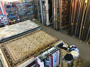 AREA RUGS, CARPETS, RUNNERS WITH MANY SHAPES AND SIZES