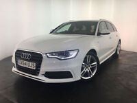 2014 64 AUDI A6 S LINE TDI ULTRA AUTO DIESEL 1 OWNER SERVICE HISTORY FINANCE PX