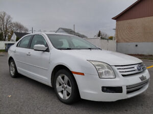 Ford Fusion SE 2007. 4 cylindres