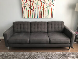Fantastic Grey Couch