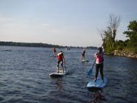 SUP- Stand UP Paddle & Kayak Rentals
