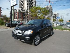 2011 Mercedes-Benz M-Class ML 350 SUV, Crossover