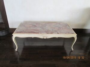 Marle top coffee table