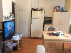 4 1/2 (2 Bedroom) for Rent at Hochelaga. Furnished+All Inclusive