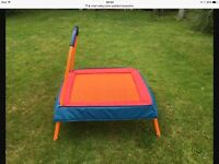Chad Valley trampoline. Never even been out the box!!