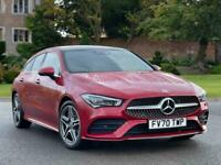 2021 Mercedes-Benz CLA DIESEL SHOOTING BRAKE CLA 220d AMG Line Premium Plus 5dr