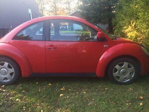 1999 Volkswagen Beetle Bicorps Québec City Québec image 1
