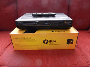 Videotron HD PVR with 500GB Hard Drive