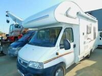 Swift Lifestyle 590 RL 4 Berth with REAR L shape Lounge Motorhome for Sale