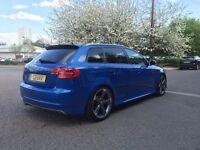 Audi s3 replica 2.0 tdi sportback huge spec fully loaded swap px hpi clear