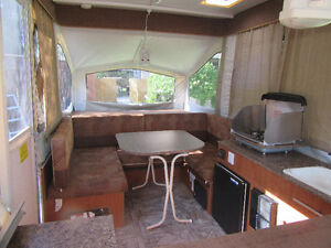 2011 Starcraft Pop Up RV (purchased new in 2012) London Ontario image 5