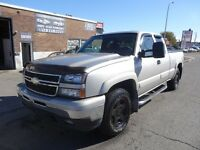 CHEVROLET SILVERADO 2006 AUTOMATIQUE 4*4  Z71