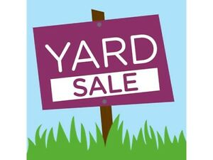 Yardsale for Pictou Youth Centre