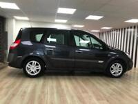 Renault GRAND SCENIC 7 SEATER DYNAMIC GREY WARRANTY 12 MONTHS MOT FULL SERVICE
