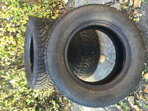 4 - Goodyear Nordic P175/70R13 Snow Tires