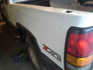 2005  K1500 GMC Z71 4x4 PROJECT