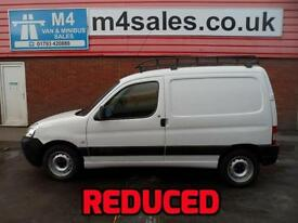 Citroen Berlingo 600 X SWB HDI 75PS NO VAT