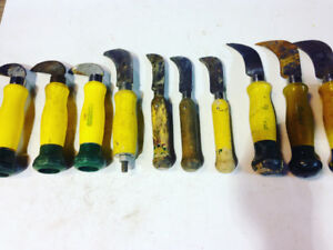 Richards Carpet Cutters & Laminate Cutters $4 each & TOOLS 4Sale