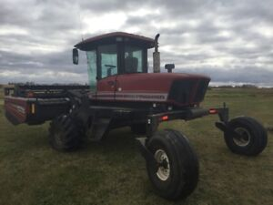 Premier 2940 25' swather with 14' hay header ***MUST GO***
