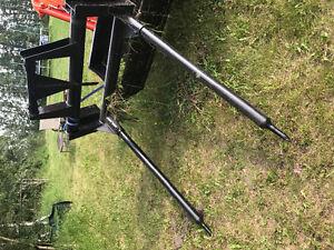 New Heavy Duty Bale Fork