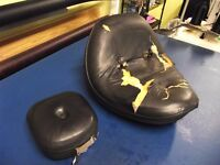 IS THIS WHAT YOUR SEAT LOOKS LIKE  ??  WELL THEN I CAN HELP !!
