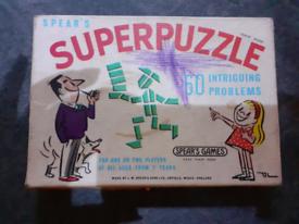 Vintage Spears Superpuzzle .