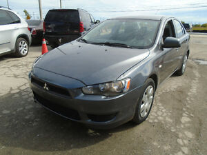2009 Mitsubishi Lancer Sedan | 140km | NO ACCIDENTS