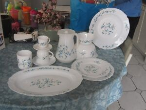 Dinner Service for Six - 2 sets