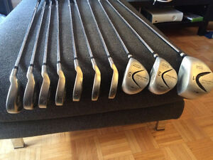 For Sale: Full Set of Mens Golf Clubs