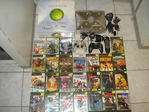 Original Xbox & Crystal Xbox w/3500+ Games!