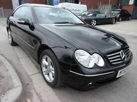 Mercedes-Benz CLK320 3.2 Auto Avantgarde 2003 53 PRESTON