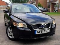 2012 Volvo S40 2.0 ES 4dr+FULL VOLVO SERVICE HISTORY+5 SERVICE STAMPS+ONE OWNER