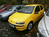 Fiat Punto 1.2 ( 60bhp ) Active Sport 60k P/X TO CLEAR