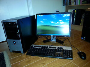 Desktop Computer System (2.2GHz, 2GB RAM, 250GB HD) + More Kitchener / Waterloo Kitchener Area image 1