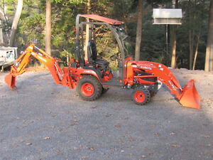 Kubota BX25D. SOLD PENDING FINAL PAYMENT AND PICKUP.