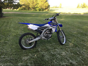 Yamaha yz450f in great condition
