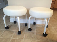 -2 Pedicure Stools for Sale-