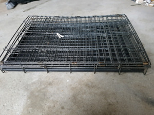 Used Dog crate for sale