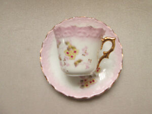 DEMI TASSE WITH SCALLOPED EDGE West Island Greater Montréal image 2