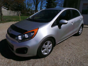 2012 KIA RIO EX HATCHBACK I AUTO I HEATED SEATS I ALLOYS