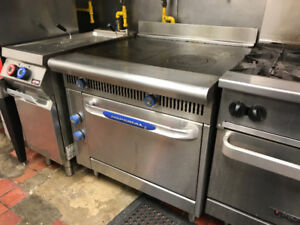 Commercial French Range Oven for sale