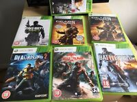 7 games for xbox 360