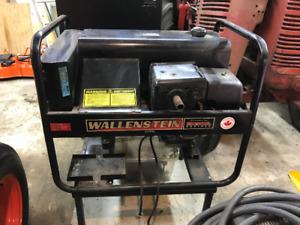 5000W Wallenstein Honda back-up generator light use 9HP
