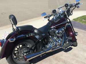 ***Mint 2007 Softail Springer Classic Under 4000 Kms***