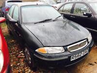 1998 Rover 200 1.6 216 16v Si 5dr
