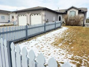 Custom home in great location in Hinton, AB!