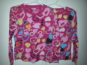 Valentine/heart shirts