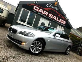 2010 BMW 520 SE 2.0TD SALOON EFFICIENT DYNAMICS PARTX & FINANCE ARRANGED