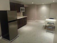 2 bedroom basement suite $1200 include utility in Windsor Park