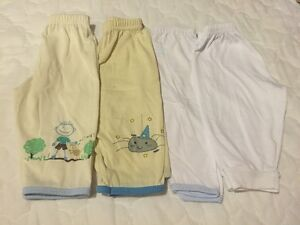 8 pieces Baby Cotton Pants Pajama